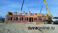 """В Кызыле ведется строительство детского сада в районе """"Своротка"""" и школы по ул. Лопсанчапа"""