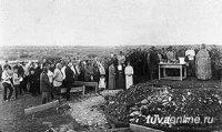 На месте стоявшей более 100 лет назад православной церкви в Кызыле строится часовня