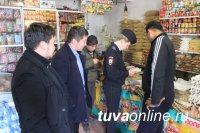 Рейды в Туве выявили мигрантов, работающих без трудовых патентов