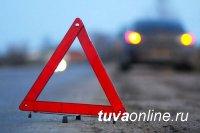 В Тандинском районе при опрокидывании автомашины погиб мужчина