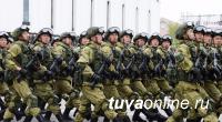 Горная мотострелковая бригада в Туве впервые поборется за почетное звание «ударная»