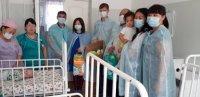 Тува: Молодежный актив Росреестра побывал в Республиканской детской больнице