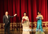 Айзаана Чылбак-оол удостоена диплома лауреата Международного фестиваля моноспектаклей