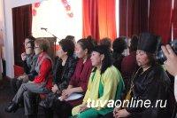 В приграничном селе Хандагайты (Тува) создан Народный театр