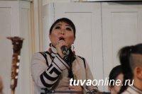 В Уфе с большим успехом состоялся концерт Тувинского национального оркестра