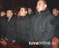 15 призывников из Тувы отправились служить на флот в Калининградскую область