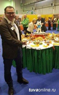 Пантогематоген и мед с кедровым орехом от «Трав Тувы» завоевали золотые медали на Агропромышленном форуме Сибири