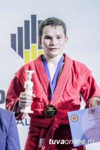 Аржаан Чылбак: «На своих первых соревнованиях я боролся за конфеты»