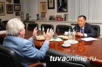 Глава Тувы рассказал «Московскому комсомольцу» о развитии в республике инфраструктурных проектов