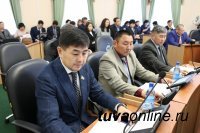 Освободившийся депутатский мандат в Верховном Хурале Тувы передан Шолбану Дандару