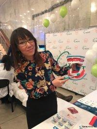 """Совет молодых врачей Тувы в """"пилотном"""" детсаде обучает детей чистить зубы 2 раза в день"""