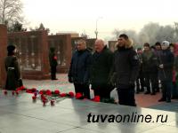 В Кызыле отметили День неизвестного солдата