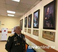 Советом ветеранов МВД Тувы вручены награды активистам ветеранского движения ведомства