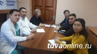 """Тува присоединилась к проекту """"Онкоконтроль"""""""