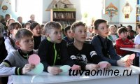 """Школьникам Тувы в формате игры о безопасном маршруте """"дом-школа-дом"""""""