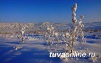 12.12.1944 года в Кызыле было 51,8 градуса мороза, 12.12.1965 - 8,8 градуса, сегодня - 32