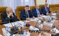 Кан-оол Даваа принял участие в работе Совета законодателей Российской Федерации