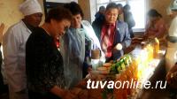 В приграничном Эрзинском кожууне Тувы открылся цех по переработке облепихи