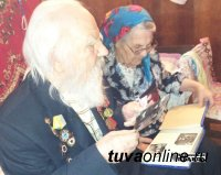 105 лет со дня рождения командира легендарного минометного расчета братьев Шумовых из Тувы Александра Терентьевича Шумова