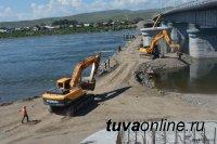 Туву поощрили дополнительным трансфертом за опережающее строительство Коммунального моста