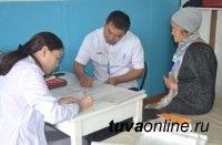 Тува в десятке лучших регионов по обеспеченности медицинскими кадрами