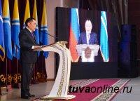 2019 год в Туве пройдет под знаком Человека Труда. Глава Тувы определил акценты наступающего года