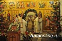 Глава Тувы Шолбан Кара-оол поздравил жителей республики с Рождеством Христовым