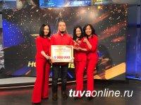 Музыкальная семья Айыжы из Тувы объединила земляков, получила мощную поддержку и выиграла зрительский приз в телеконкурсе «Новая звезда» и 1 млн. рублей