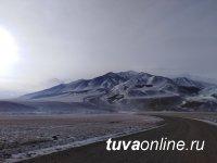 Миндортранс Тувы: сводка о состоянии региональных и межмуниципальных дорог