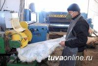"""Проект """"Дук"""": Минсельхоз Тувы до 1 марта принимает бизнес-проекты по созданию мини-цехов по выделке шкур и обработке шерсти"""