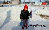 История 5-летней Саглааны, прошедшей зимой по тайге 8 км, вдохновила на создание мультфильма