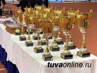 На Чемпионате МВД России по самбо у тувинских полицейских 3-е командное место в боевом самбо