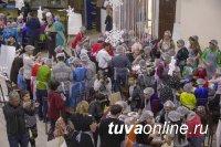 В Туве соревнуются, кто больше слепит пельменей на восточный Новый год