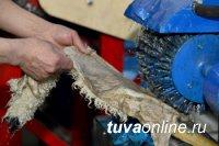 Тува силами малого бизнеса осваивает переработку шкур