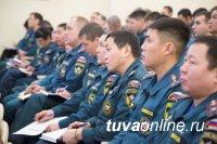 В Туве в 2018 году достигнуто снижение погибших на пожаре на 31%