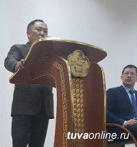 Минземимущество Тувы возглавит Иван Ултургашев - Шолбан Кара-оол