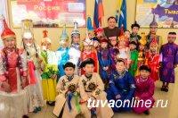 В новой школе в Ийи-тале накануне Шагаа открылась игровая комната, оборудованная студентами 7 техникумов Тувы