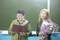 Кызыл: 70-летний юбилей отметила легендарная поэтесса, кандидат педагогических наук Эмма Цаллагова