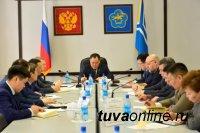 Власти Тувы заключат с правительством РФ соглашения о финансировании 48 приоритетных проектов