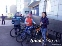 C 17 мая по 20 сентября: «На работу на велосипеде». Жителей Тувы призывают беречь экологию и больше двигаться