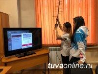 В Туве подключиться к цифровому телевидению помогут волонтеры