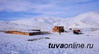 Холода после Восточного нового года осложнили прохождение зимовки на юге Тувы