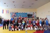 Долаан Назыты (Тува) -  чемпион России по вольной борьбе среди юношей с нарушениями слуха