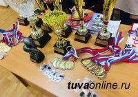 Боксеры спортшколы «ЦСКА-Тыва» стали лучшими на Первенстве Вооруженных Сил России