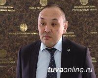 Министр здравоохранения Тувы Орлан Донгак после критики в адрес кардиологического отделения дал интервью журналистам