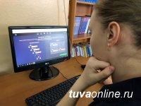 Школьники Тувы подключились к всероссийской образовательной акции «Урок цифры»