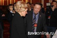 Театры Тувы приняли участие в открытии Театрального марафона в СФО (Новосибирск)
