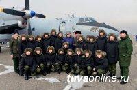 Глава Тувы: Авиационная эскадрилья транспортного полка ЦВО в Кызыле - это еще один кирпичик построения нашего великого государства
