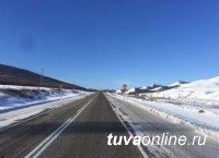 Миндортранс - о состоянии дорог Тувы