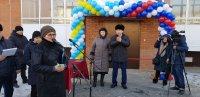 В Кызыле сдан новый дом по программе переселения из ветхого жилья
